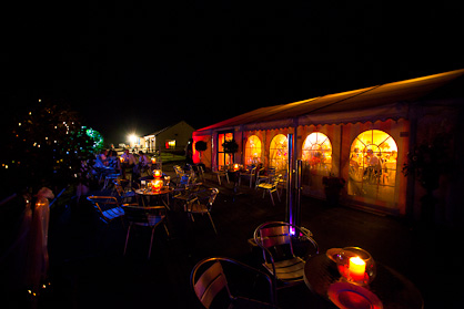 Marquee Hire Wales