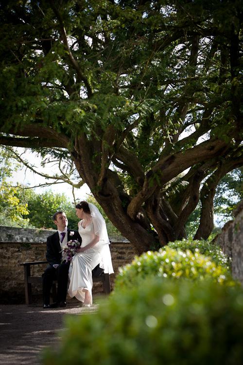 The Plough Rhosmaen – wedding of Menna and Owain