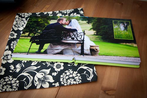 Christmas Special Offers on Wedding Albums