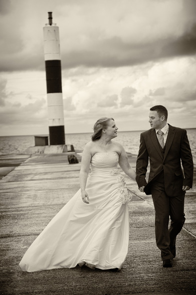 Happy Anniversary! Take Two session in Aberystwyth with Beca and Matt