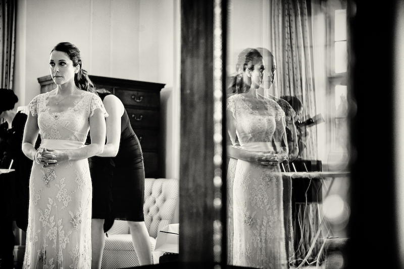 Wedding at Llangoed Hall by Whole Picture Wedding Photography
