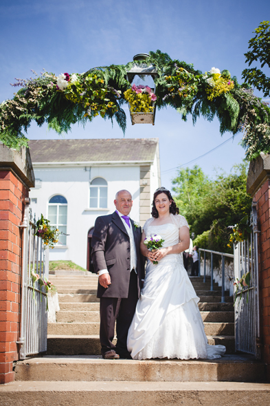 Wedding Photography at The Emlyn Hotel by Whole Picture Weddings