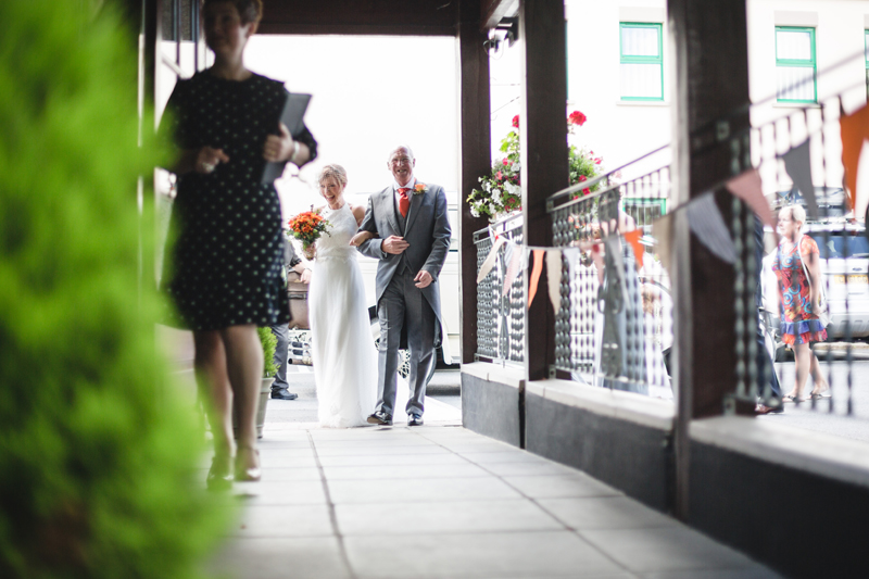 Wedding at Emlyn Hotel by Whole Picture