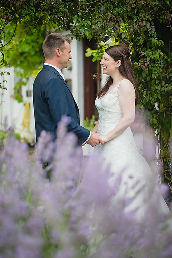 Rainy summer vineyard wedding by Whole Picture Weddings